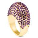 Swarovski Ring - Purple image