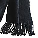 Cashmere Shawl St Moritz Igloo In Black image