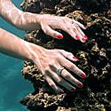 Ola Wai Water Ring 5 - Gold image