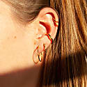 Rounded Cuff Earring image