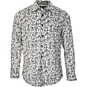 Nigel Quintessential Floral Cream Shirt image