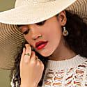 Madison Tsavorite & Diamond Ring image