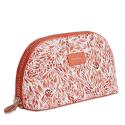 Aura Make-Up Case Flora Orange image