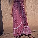 Shemagh Ruffle Skirt image