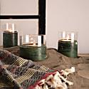 Santuario Candle Set - Marble Green image