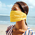 Maskana Uv50 Waterproof Gaiter Face Mask, In Bee Yellow image