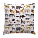 African Animals Cushion image