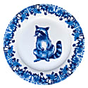 Raccoon Willow Pattern Side Plate image