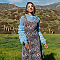 Blue Swan Handmade Knit Sweater image