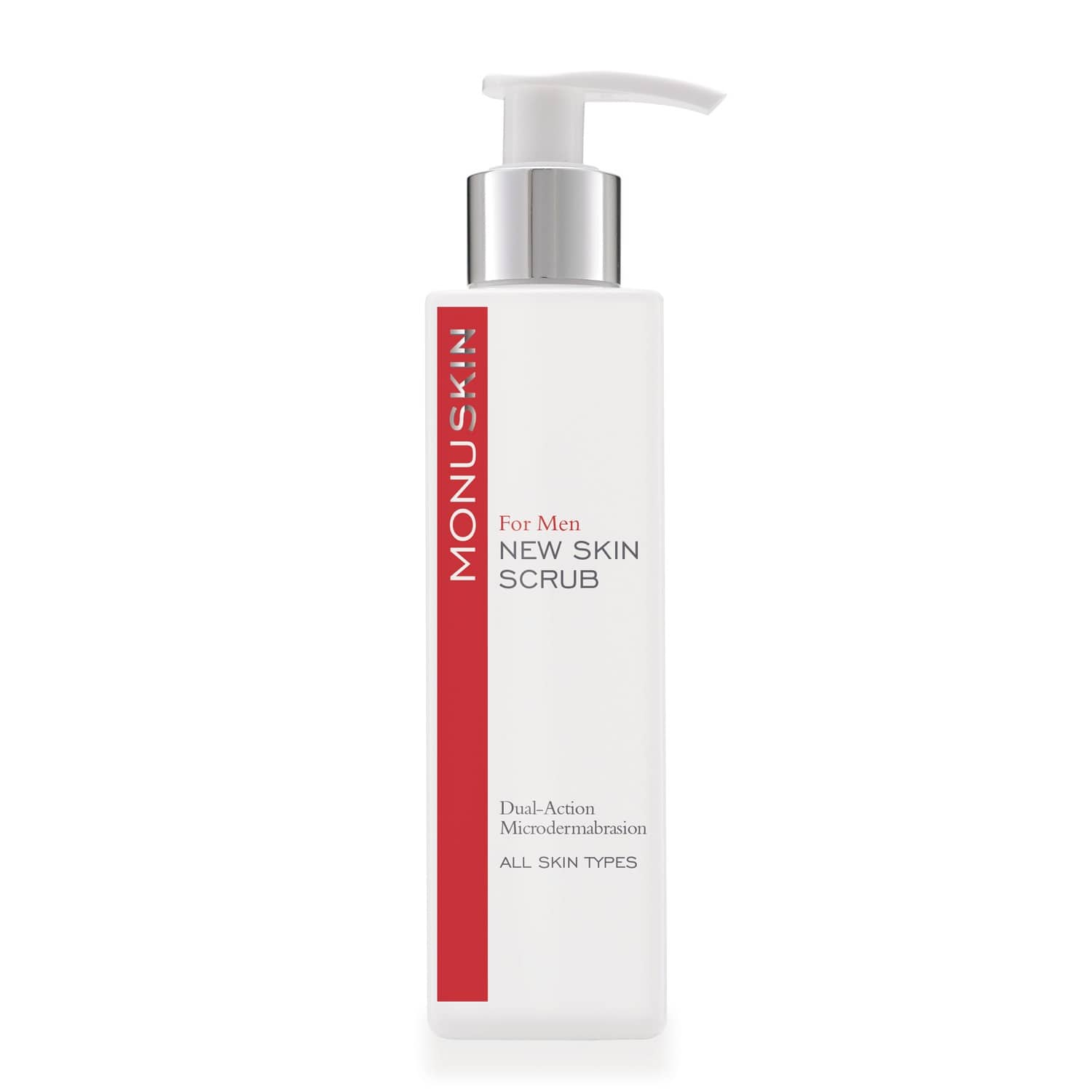 Microscrub contact cleaner facial cosmetic soap