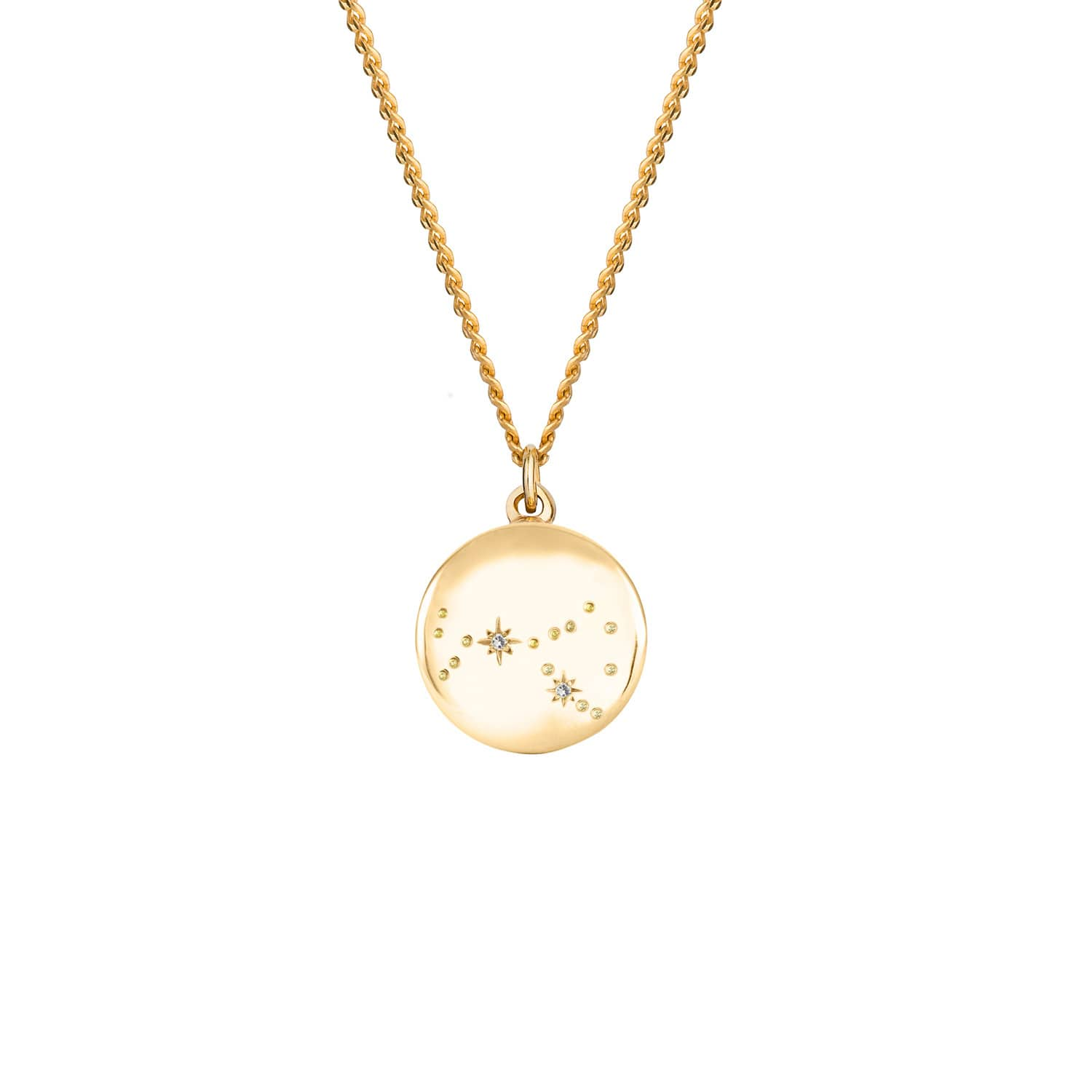 scorpio ophis necklace en pendant necklaces