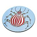 Crimson Beetle Placemat image