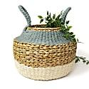 Ula Blue Foldable Basket image