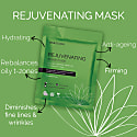 Beautypro Rejuvenating Collagen Sheet Mask With Green Tea Extract image