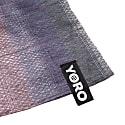 Square V Neck Top – Purple Wave image