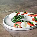 Ola Plate White Marble image
