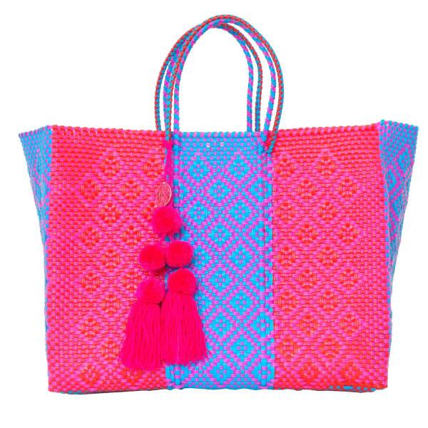 SOI 55 Lolita Beach Bag / Rosa