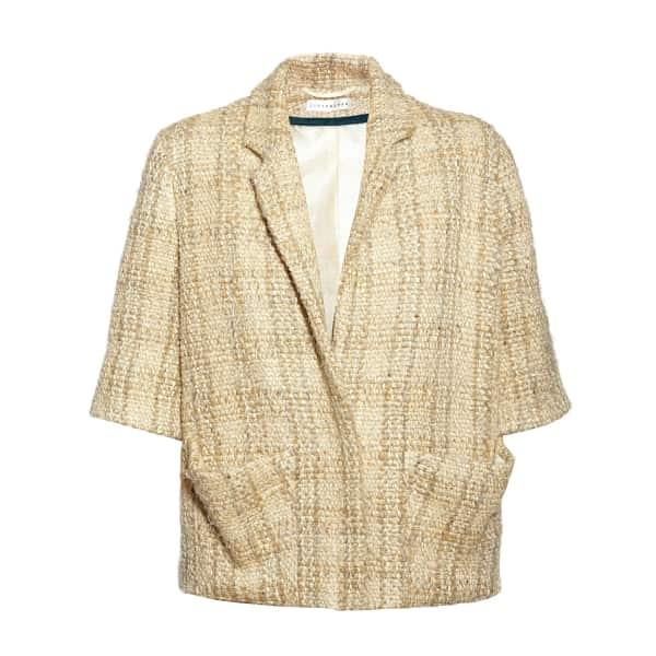 JIRI KALFAR Hand Woven Wool Jacket