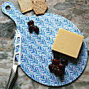 Herringbone Chopping Board image