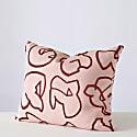 Icon Pudding Pink Cushion image