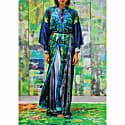 Arctic Lilies Carmen Kimono image