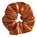 Zero Waste Scrunchie Orange Shimmer image