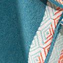 Tweed Wave Poncho image