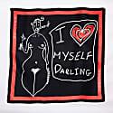 Martini Lady Self Love Silk Scarf image