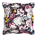 Flowerbed Organic Cotton Large Square Pillowcase image