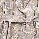 Safari Robe in Rhino Grey image