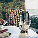 Trombone Wine Cooler - Stainless Steel image