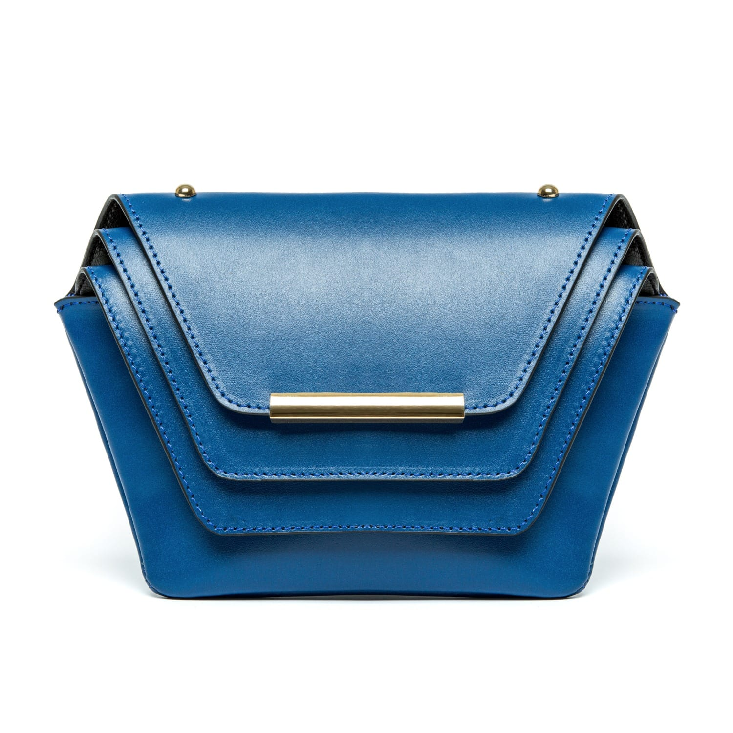 Layer Clutch Royal Blue