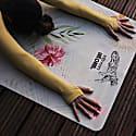 Priscilla Travel Yoga Mat image