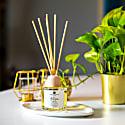 Artisan Collection - Rose Geranium Aromatherapy Reed Diffuser image