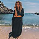 Ibiza Kaftan Black image