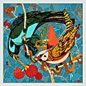 Eden Bird In Blue image