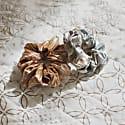 Zero Waste Scrunchie Rose Gold Shimmer image