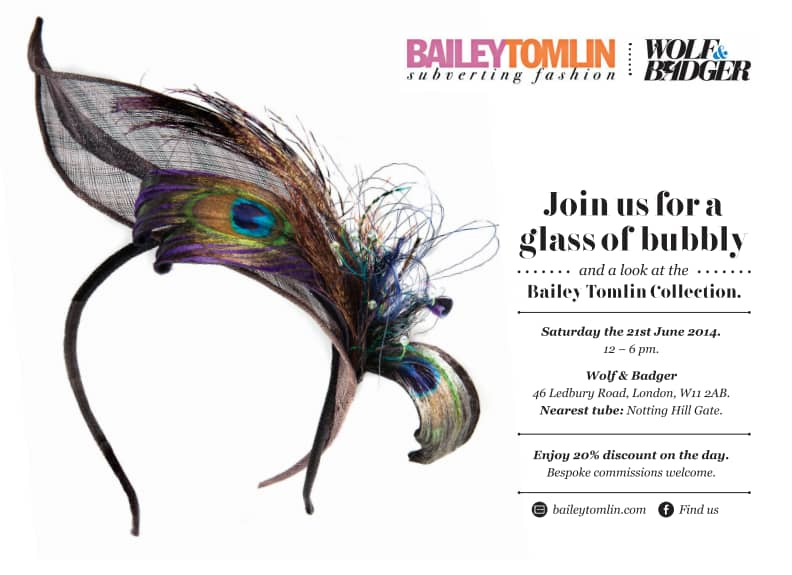 Bailey Tomlin Trunk Show