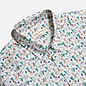Mod Button Down Short Sleeve - Hippies image