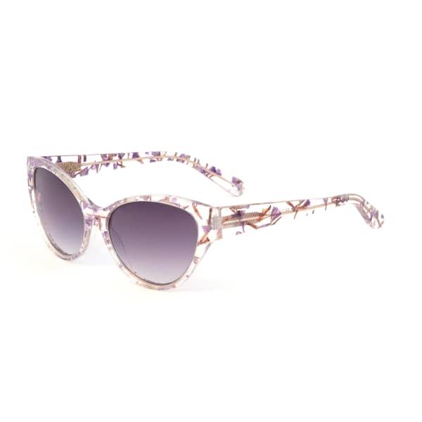 HEIDI LONDON Forget Me Not Cateye Sunglasses