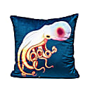 Octopus Velvet Cushion image