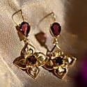 Teya Tourmaline Earrings image