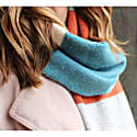 Tile Wide Stripe Scarf image