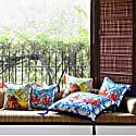 Ajmer Silk Cushion image