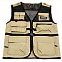 Flynn Utility Vest In Sand image