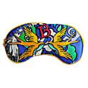B For Birds Silk Eye Mask In Gift Box image