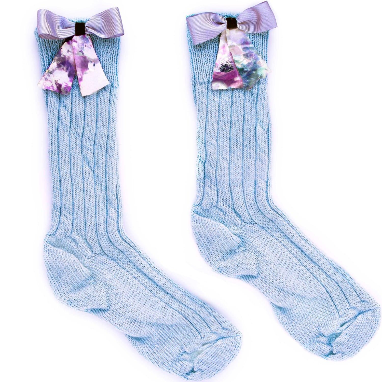 StephieAnn - Silk and Alpaca Socks