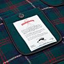 Water Repellent Wool Duffle Coat - Racing Green image