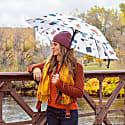 Small Umbrella: Terrazzo - Multicolor Pattern image