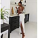 Storm Skirt- Off White image